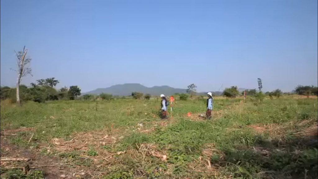 The Landmine Girls
