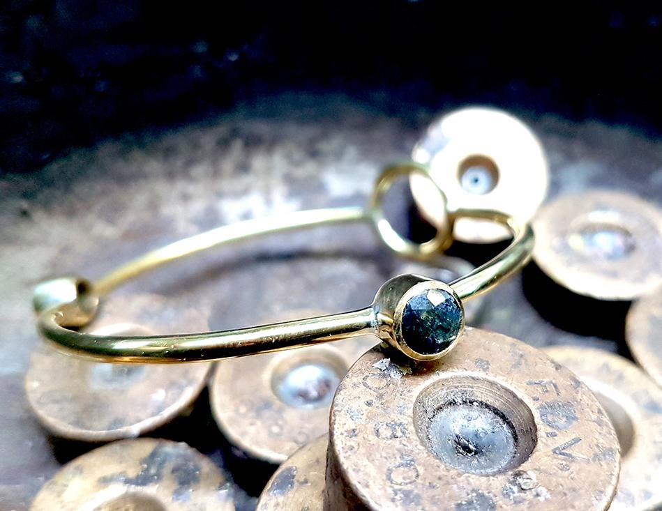 unity bracelet sapphire